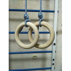 Кольца деревянные