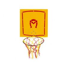 Баскетбольный щит с кольцом большой
