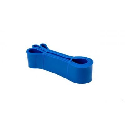 Резиновая петля для подтягивания Синяя 23-68 кг.